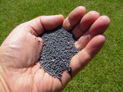 粒状肥料(固形肥料)
