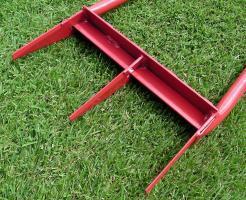ローンスパイクの刃の構造