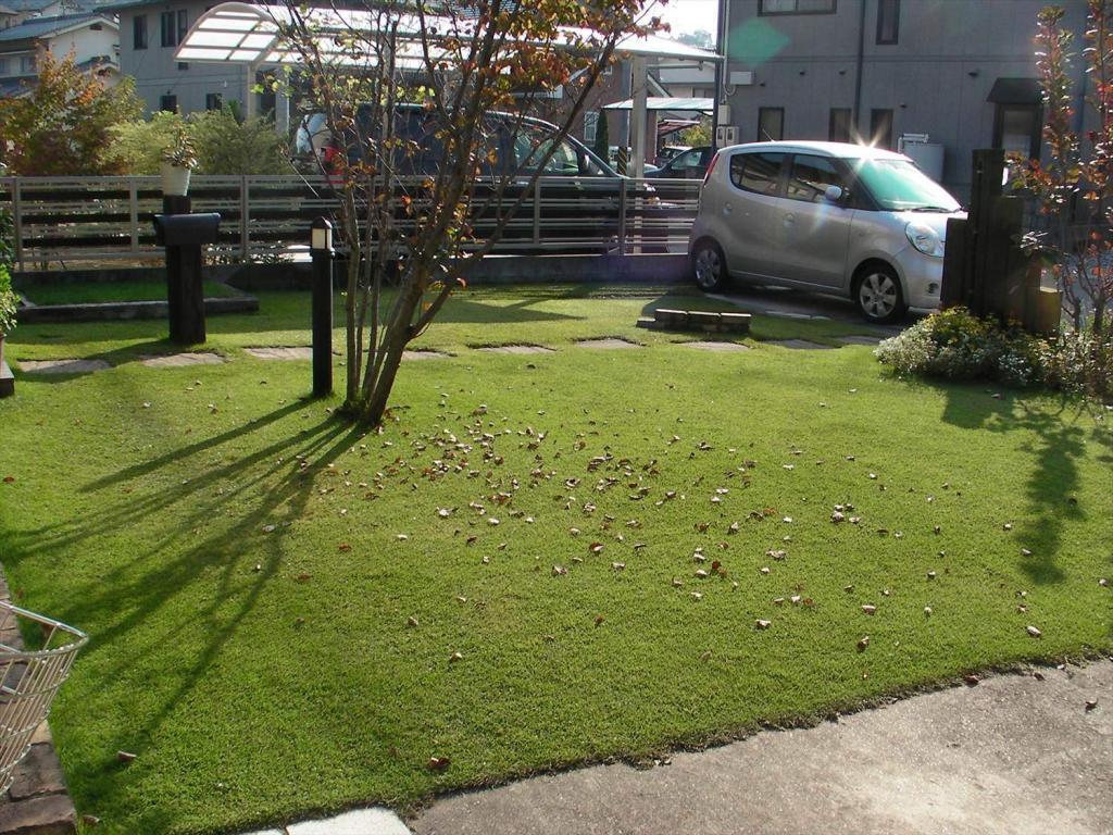 11月の芝生の手入れ 基本作業と注意点